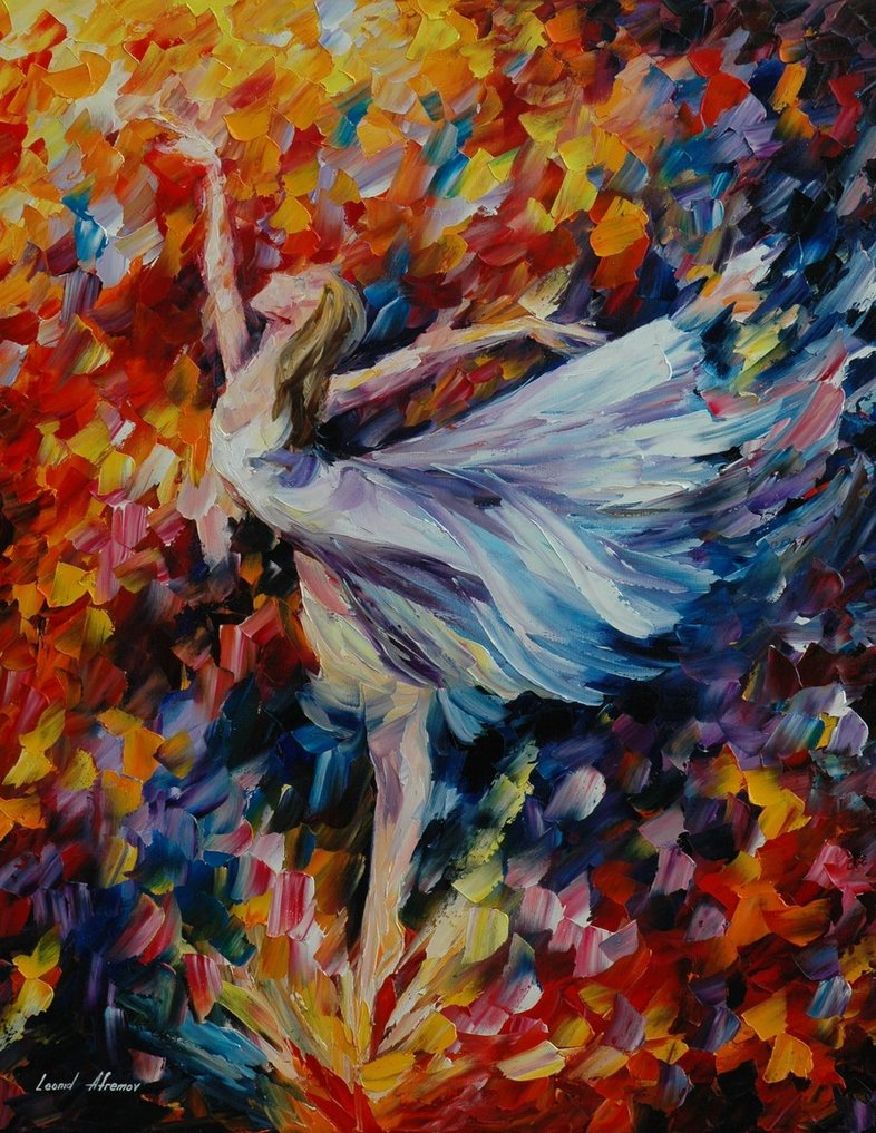 Paintings By Leonid Afremov Quotes Quotes