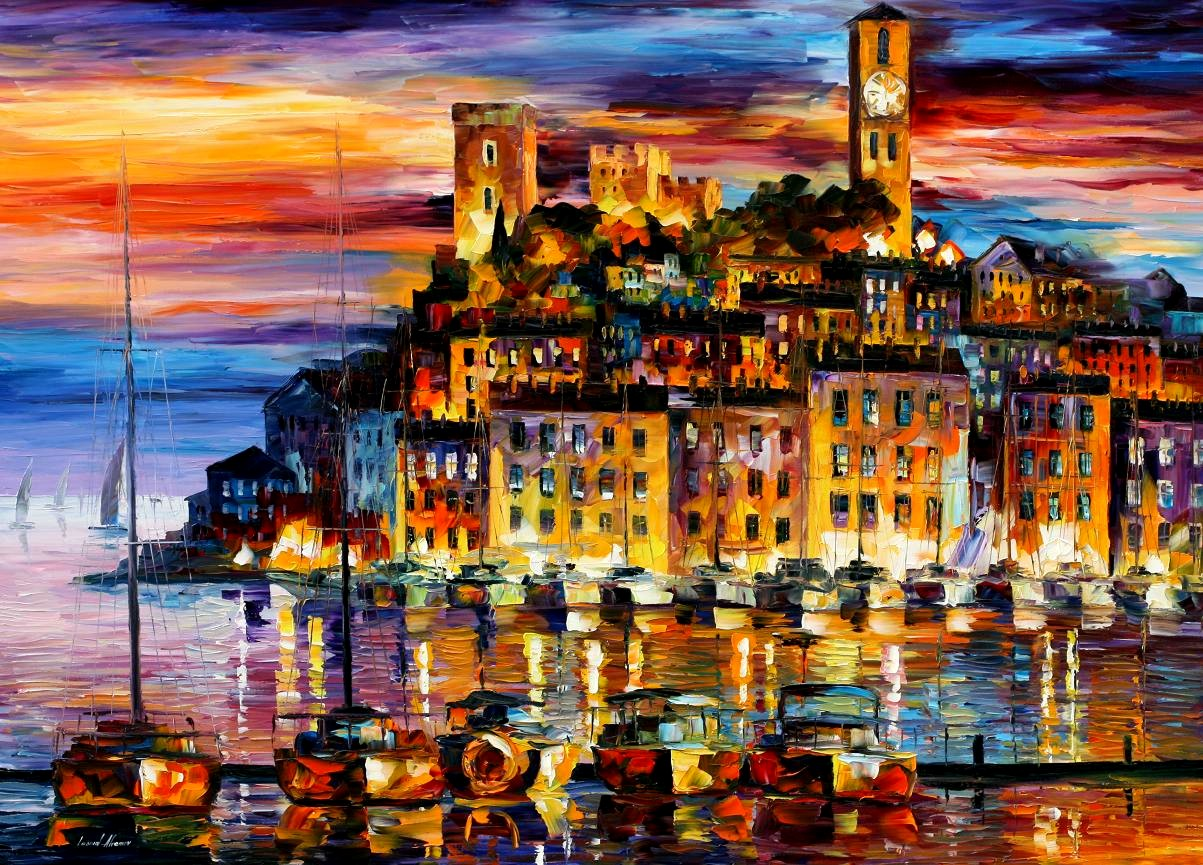 afremov | 4ever21christina
