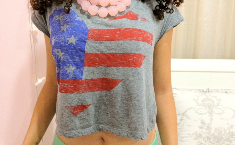 OOTD: 4th of July Fireworks Outfit of the Day
