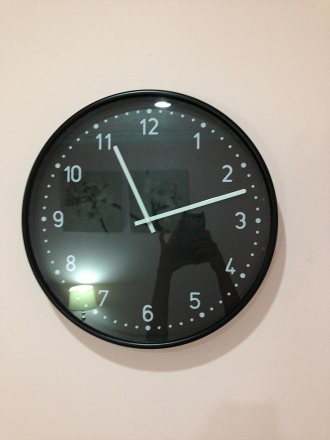 Wall Clock: Ikea