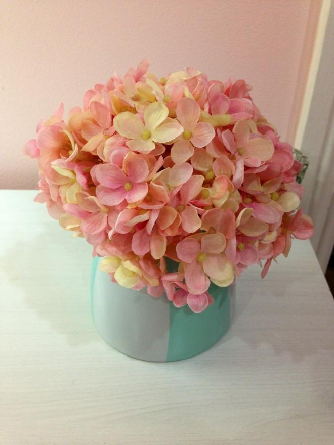 Flowers: Michaels Vase: Edible Arrangements
