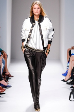 la-modella-mafia-Balmain-Spring-2014-runway-collection-4